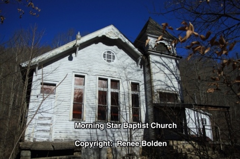 Morning Star Baptist Jenkin Jones, WV
