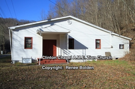 Clinton Chapel Jenkin Jones, WV