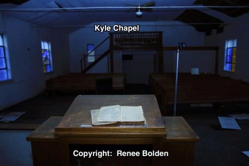 Kyle Chapel