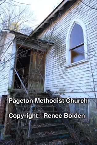 Pageton Methodist Church