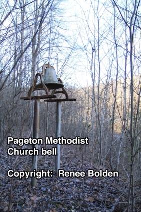 Pageton Methodist Bell
